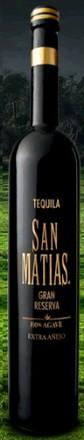 San Matias Tequila Extra Anejo Gran Reserva