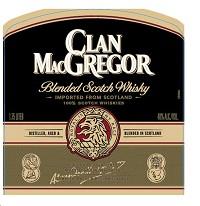 Clan Macgregor Scotch 80@