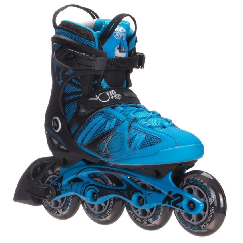 K2 VO2 90 Pro Inline Skates 2016