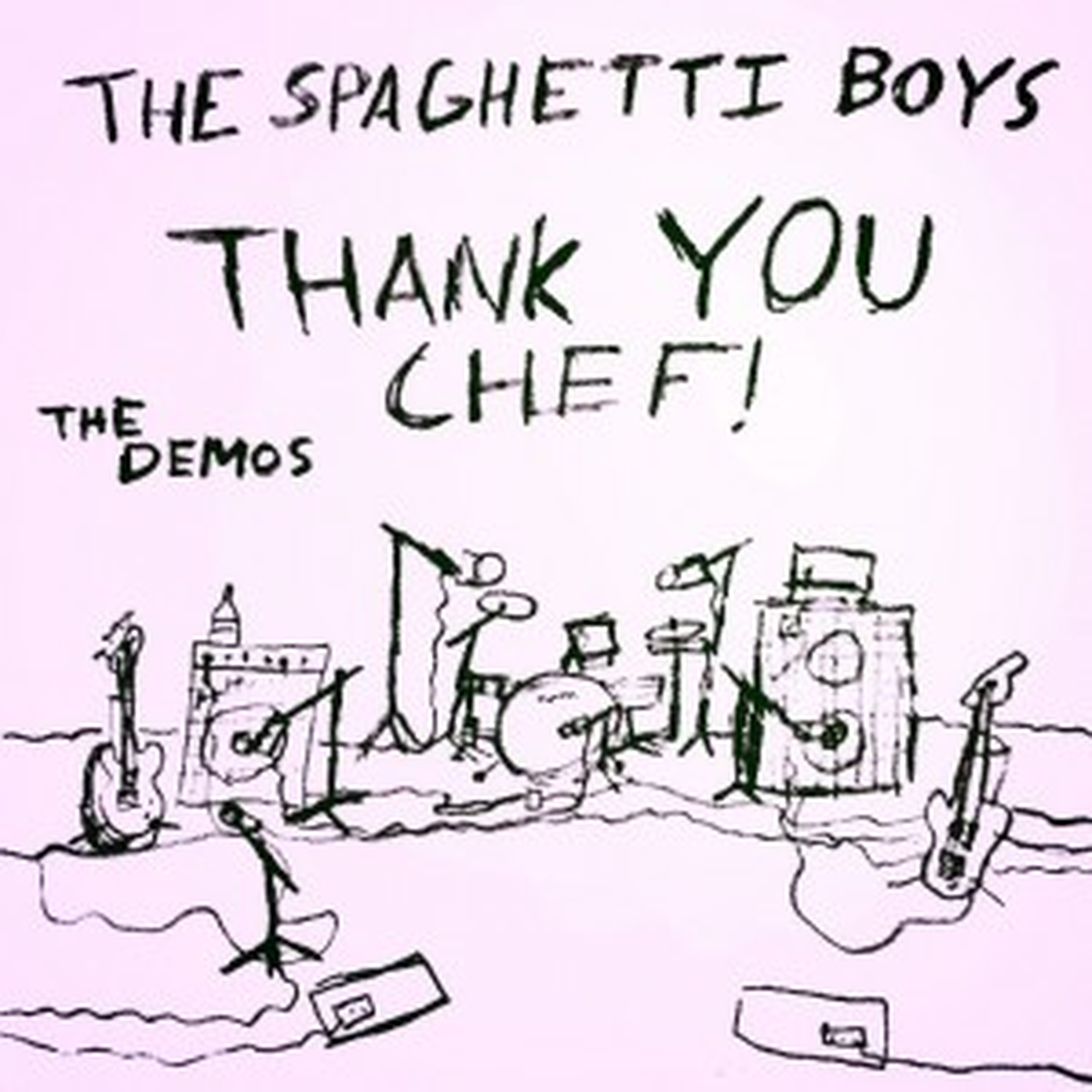 The Spaghetti Boys