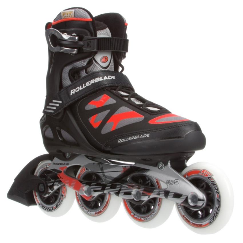 Rollerblade Macroblade 90 Inline Skates 2016