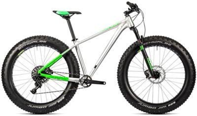 Cube Nutrail Pro Fat Bike 2016
