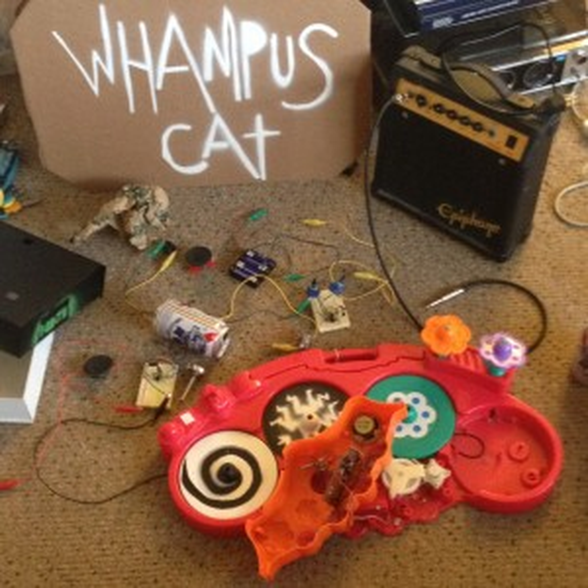 WhampusCAT