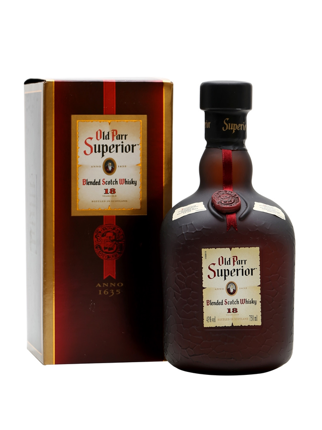 Old Parr 18 Year Old Superior