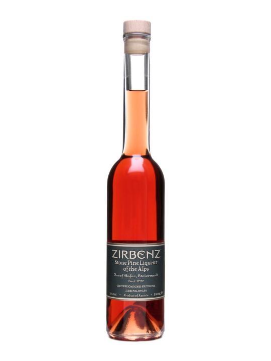 Zirbenz Stone Pine Liqueur Half Bottle