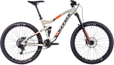Vitus Bikes Escarpe VRX Suspension Bike 2016
