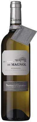 Les Charmes de Magnol Bordeaux Blanc 2013