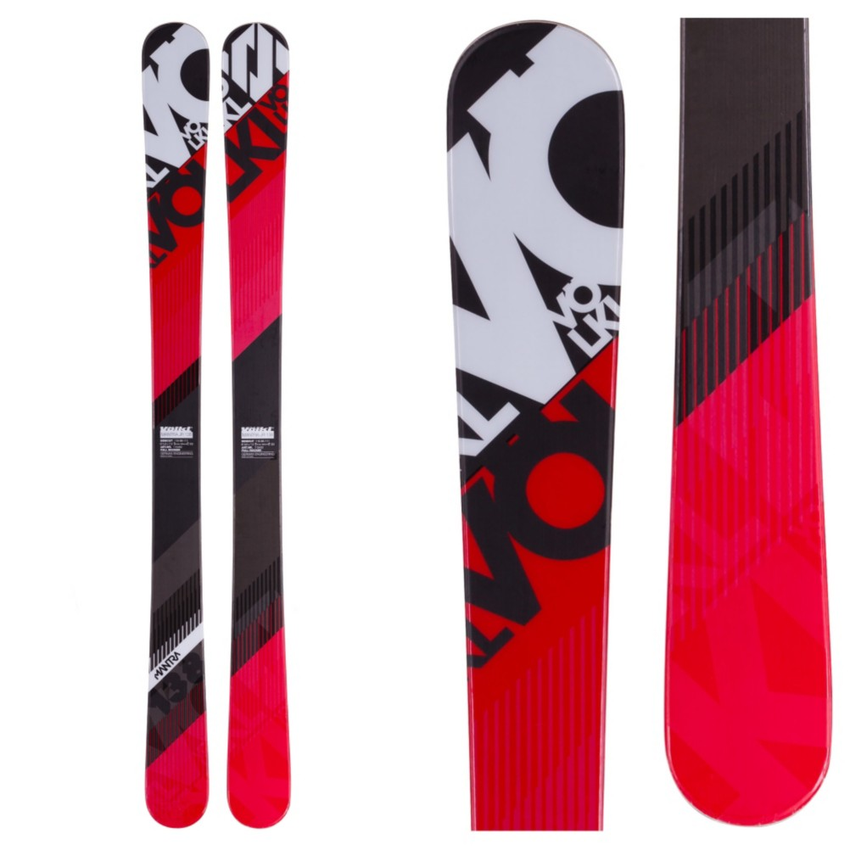 Volkl Mantra Jr. Kids Skis 2016