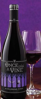 Once Upon A Vine A Charming Pinot 2014