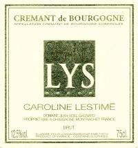 Jean Noel Gagnard Cremant de Bourgogne Grand Lys 2008