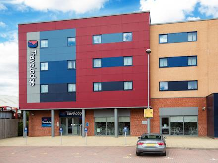 Travelodge: Rugby Central Hotel
