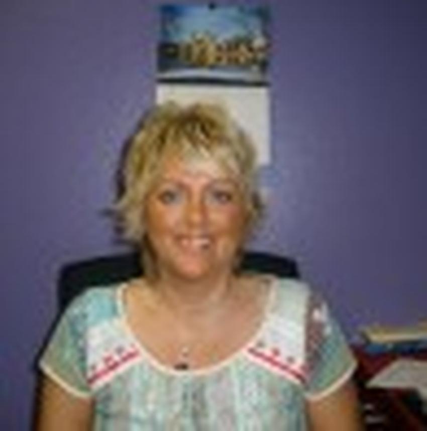 Tami Barker pictured on Linkedin