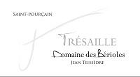 Domaine des Berioles Saint-Pourcain Tresaille 2014