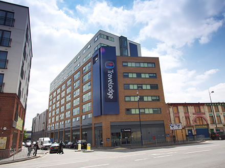 Travelodge: Birmingham Central Bull Ring Hotel