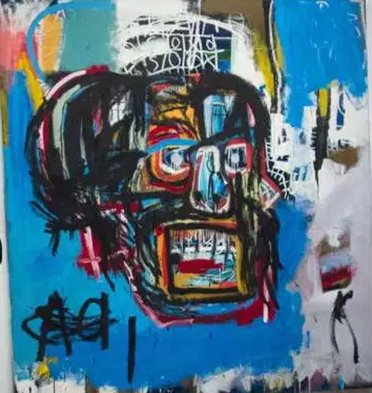 Untitled (Basquiat)
