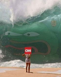 The CNN Meme War of 2017 wiki, The CNN Meme War of 2017 history, The CNN Meme War of 2017 news