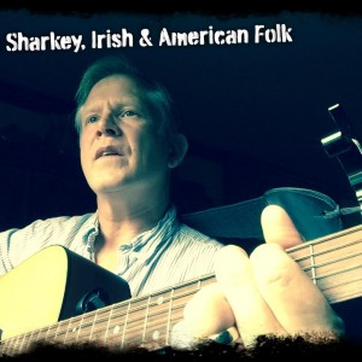 Jim Sharkey, Folk Musician