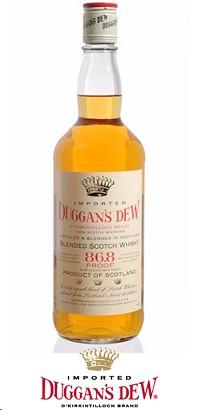 Duggan's Dew Scotch Whisky