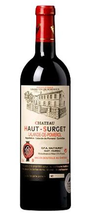 Chateau Haut-Surget Lalande-De-Pomerol 2012
