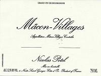 Nicolas Potel Macon-Villages 2013