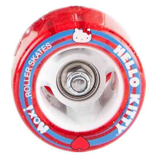 Riedell Moxi Hello Kitty Roller Skate Wheels - 4 Pack