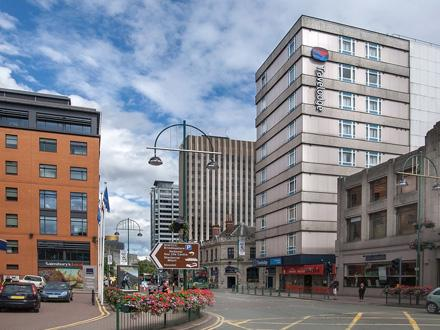 Travelodge: Birmingham Central Hotel