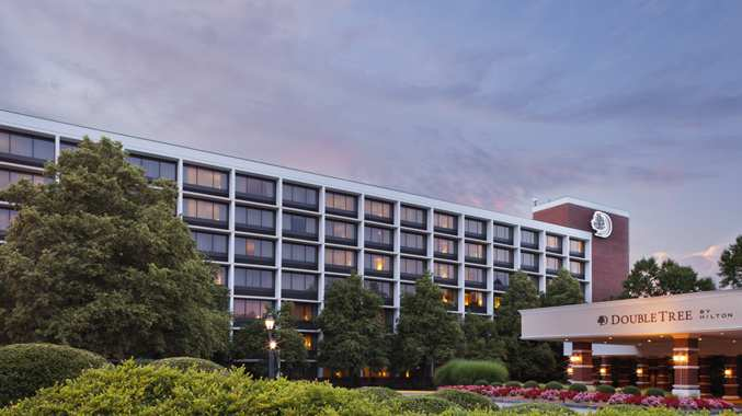 Doubletree By Hilton Hotel Charlottesville