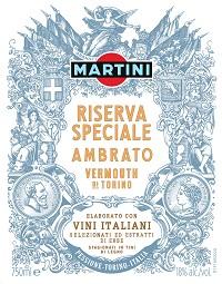 Martini & Rossi Vermouth Riserva Speciale Ambrato