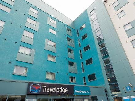 Travelodge: Heathrow Terminal 5 Hotel