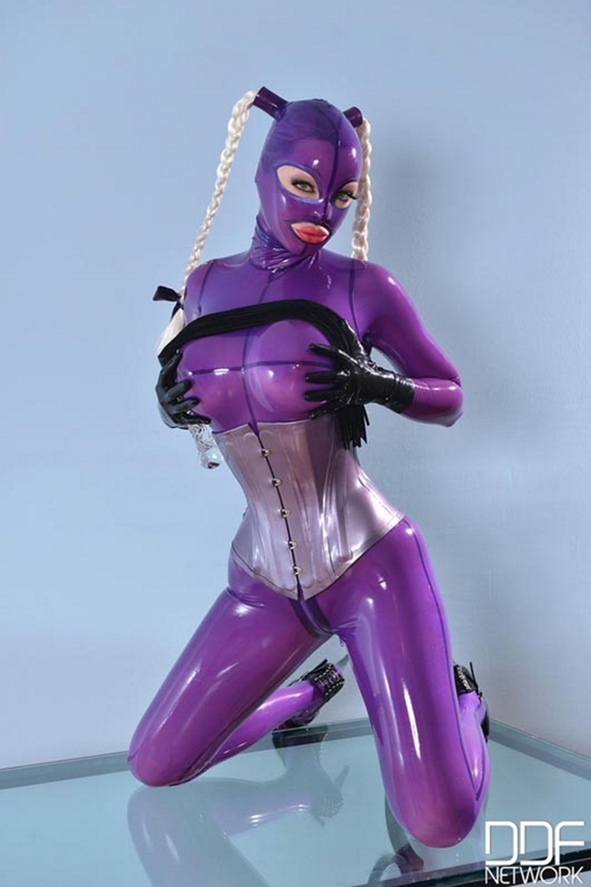 Latex lucy video