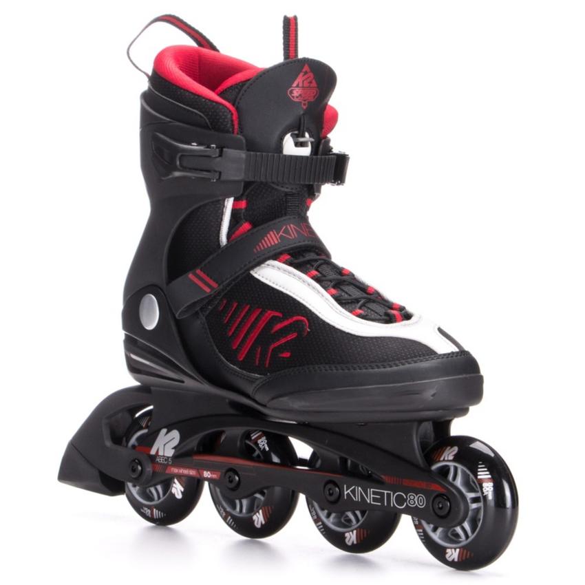 K2 Kinetic 80 Inline Skates 2016