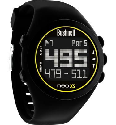 Bushnell NEO XS Black GPS Watch