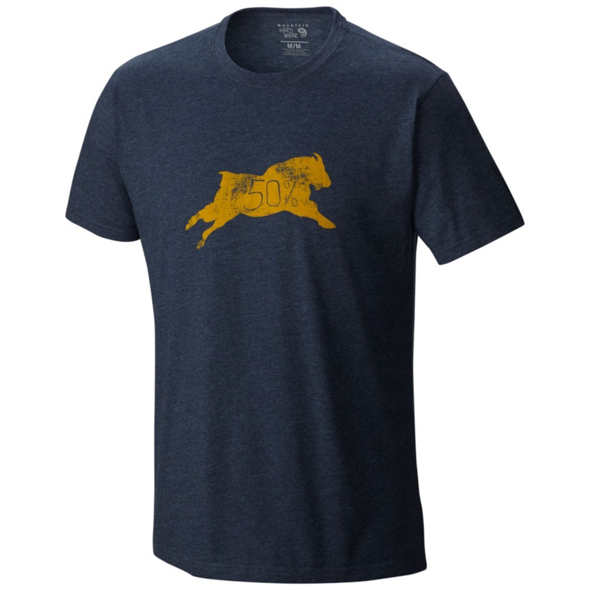 Mountain Hardwear 50 Percent Goat S/S T-Shirt