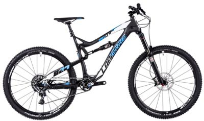 Lapierre Zesty AM 827 Suspension Bike 2015