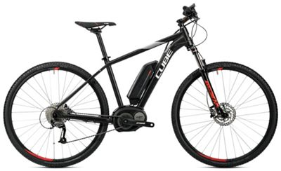 Cube Cross Hybrid Pro 400 E-Bike 2016