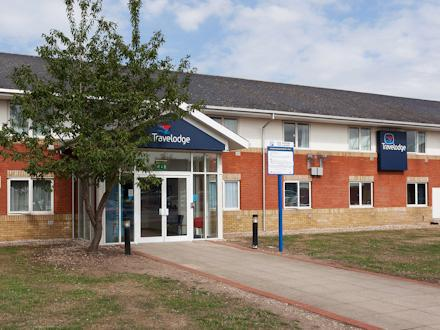 Travelodge: Reading M4 Eastbound Hotel