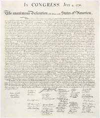 United States Declaration of Independence wiki, United States Declaration of Independence history, United States Declaration of Independence news