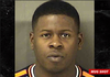 Mugshot of Blac Youngsta after getting booked and charged for the shooting of Young Dolph's SUV.