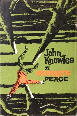 a separate piece outline The title is a separate peace the author is john knowles the genre of this book is fiction the narrative point of view in a separate peace is.