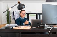 Lukas Kintzel in office