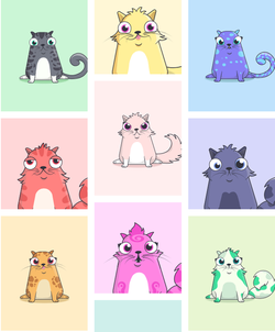 CryptoKitties wiki, CryptoKitties bio, CryptoKitties news