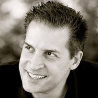 David Perry smiling