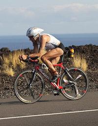 Astronaut trainer and ultra-distance marathon triathlete Erik Seedhouse