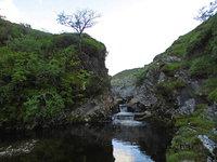 Keenagh Beg waterfall