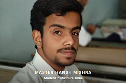 Master Harsh Mishra wiki, Master Harsh Mishra history, Master Harsh Mishra news