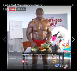 Old Spice Livestream wiki, Old Spice Livestream history, Old Spice Livestream news
