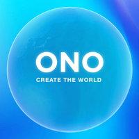 Ono logo and slogan