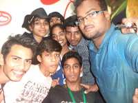 Pavan in goali restaurants, Chitradurga year 2015