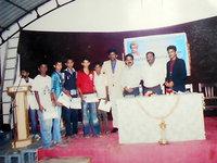 Student ambassador award by Janardhan swami from swami vivekananda youth association, Chitradurga in 2012.