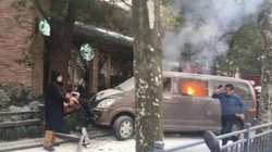 Shanghai Van Attack February 2018 wiki, Shanghai Van Attack February 2018 history, Shanghai Van Attack February 2018 news